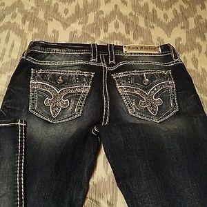 Rock Revival Jeans - Rock Revival telma easy skinny Jean price firm